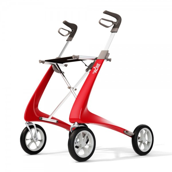 Acre Carbon Rollator Ultralight rot