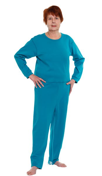 Suprima CareFunction Pflegeoverall Kurzgröße