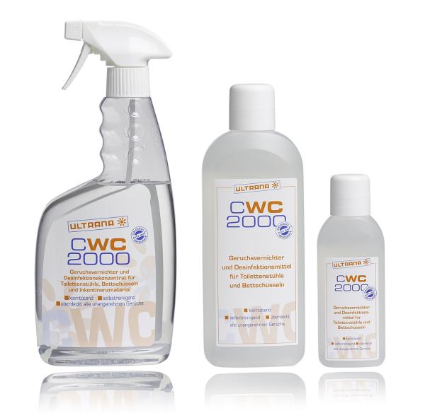 CWC 2000 Desinfektionskonzentrat