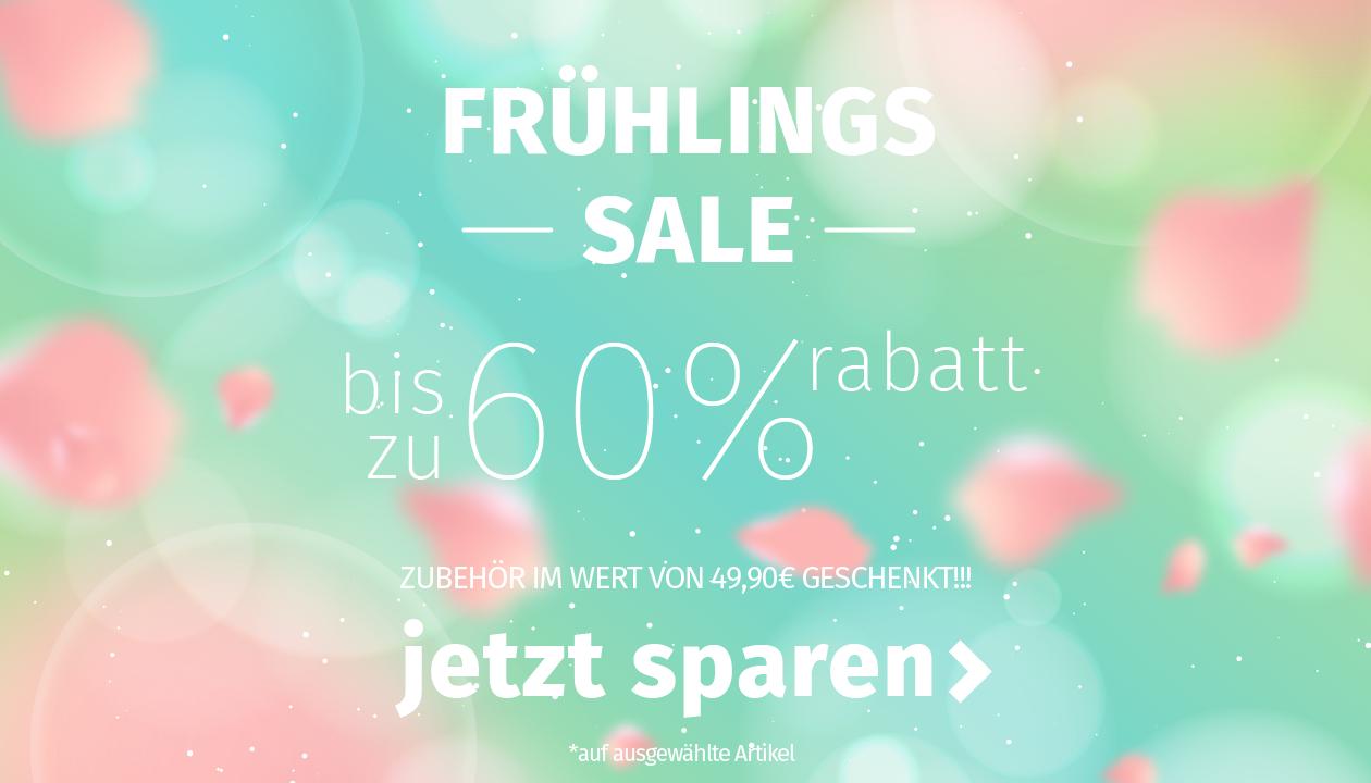 Frühlings Rollator Sale günstig