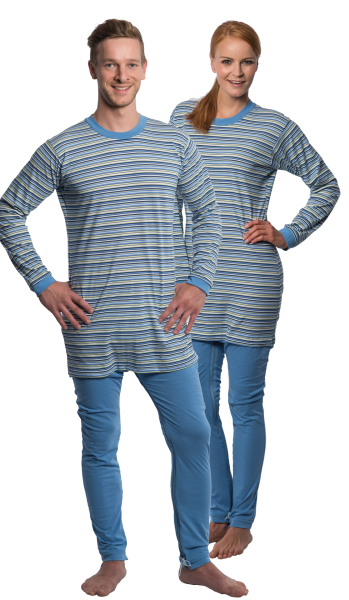 CareFunction Pflegeoverall Pyjama
