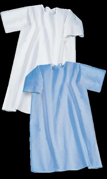 Pflegehemd Kurzarm