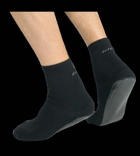 Suprima Anti-Rutsch-Socken mit gummierter Sohle