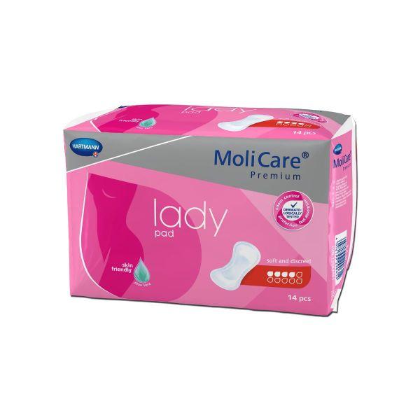 Hartmann MoliCare® Premium lady pad 4 Tropfen