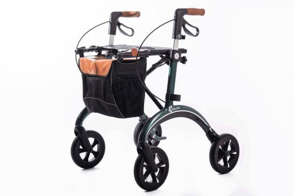 Carbon Rollator inkl. Rückengurt