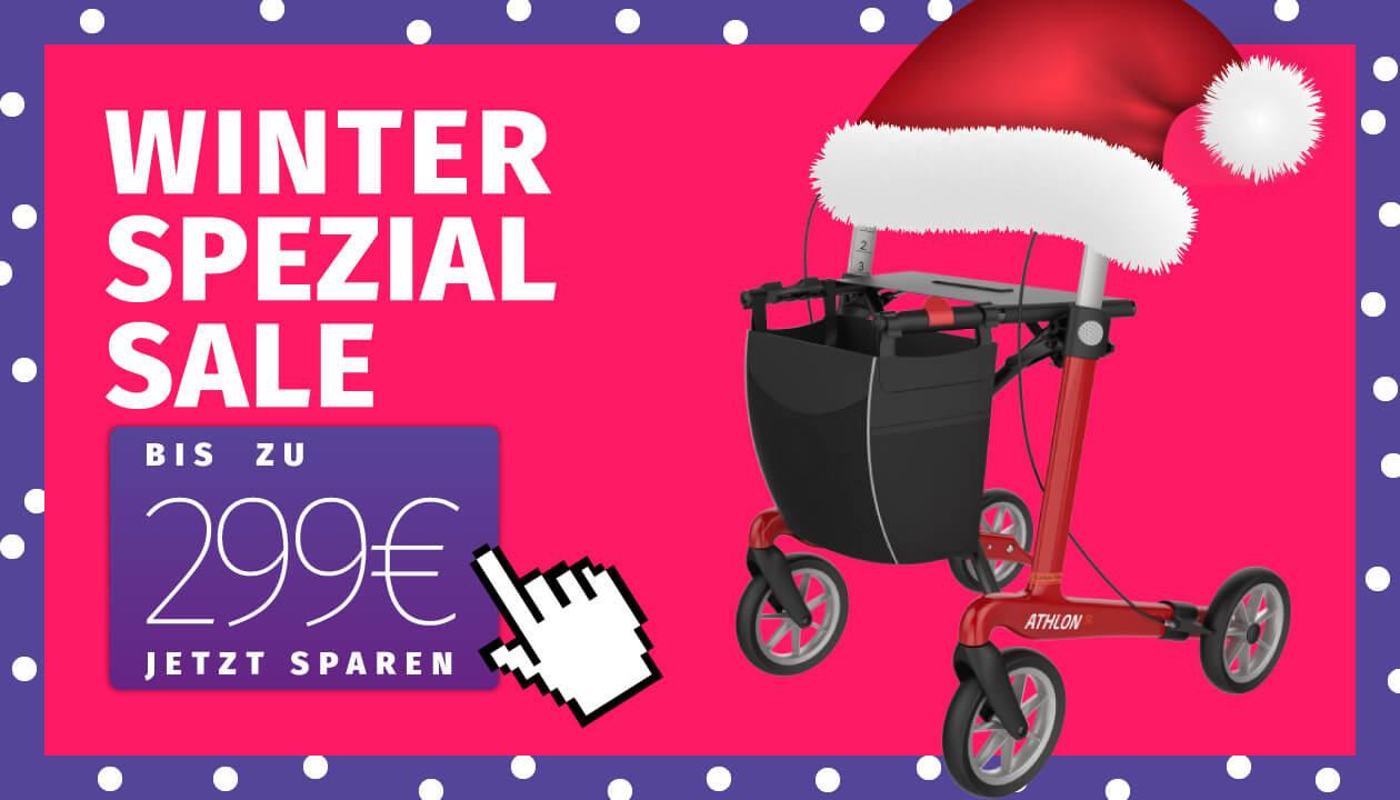 Winter Sale 2019 | Rollator