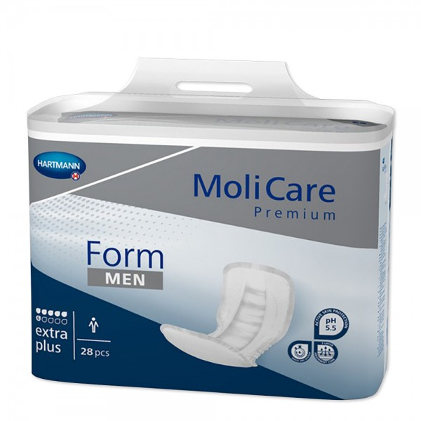 MoliCare® Premium Form MEN extra plus