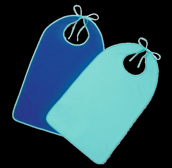 Suprima Ess-Schürze Polyurethan mit Bändchenverschluss