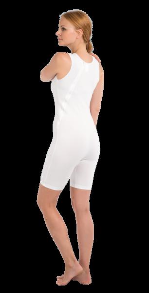 Suprima Pflegebody ohne Arm mit Rückenreißverschluss